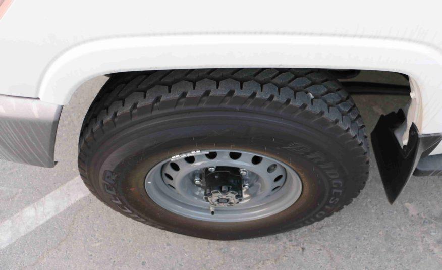 Toyota Landcruiser Hardtop